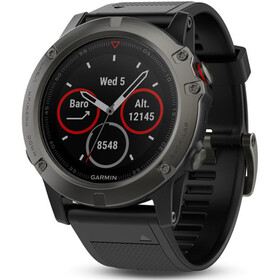 Garmin fenix 5X Saphir GPS Multi Sport Watch grey
